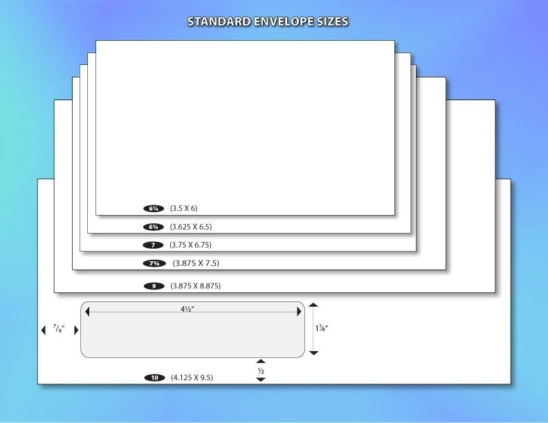 envelopes - commercial